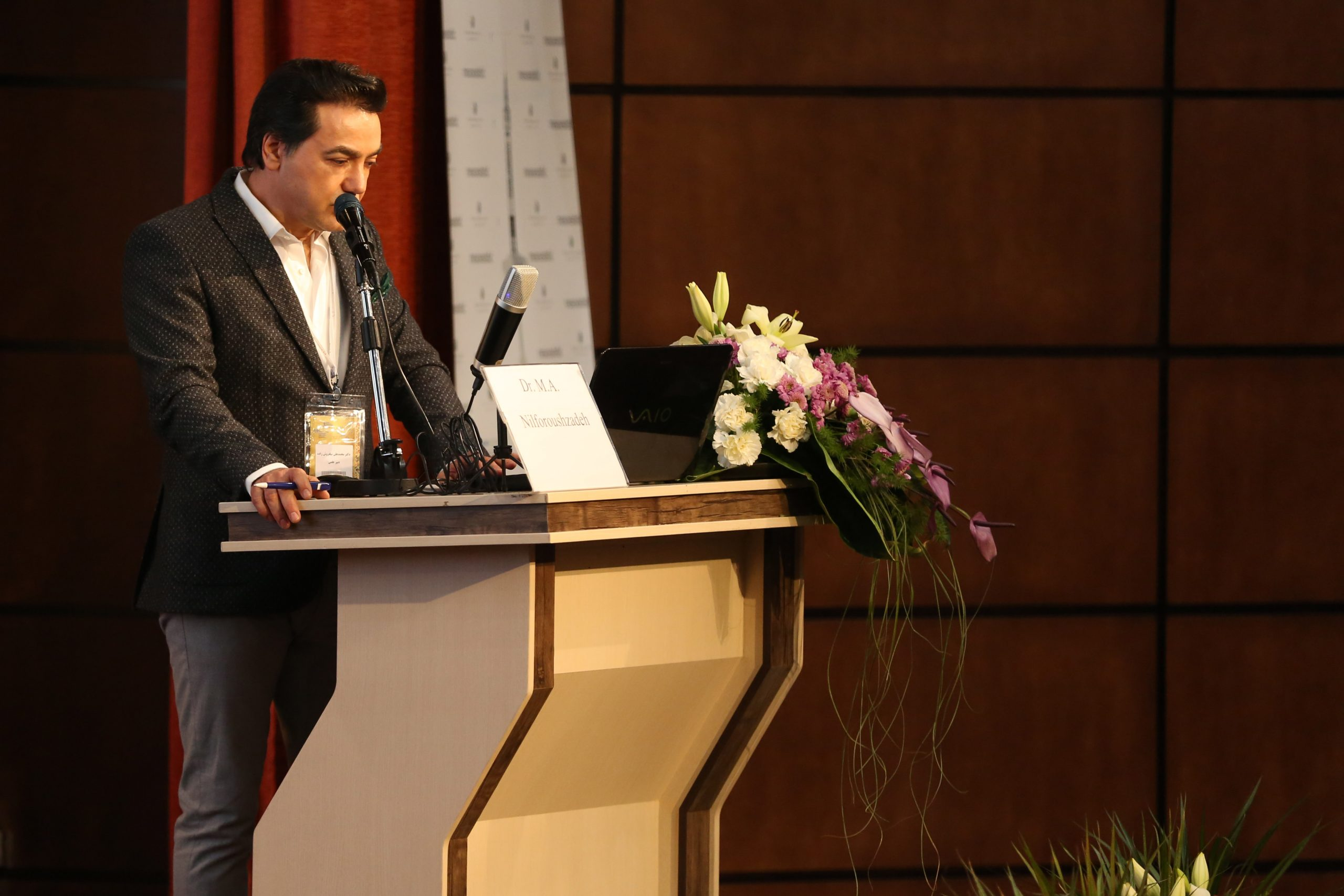 دکتر محمد علی نیلفروش زاده