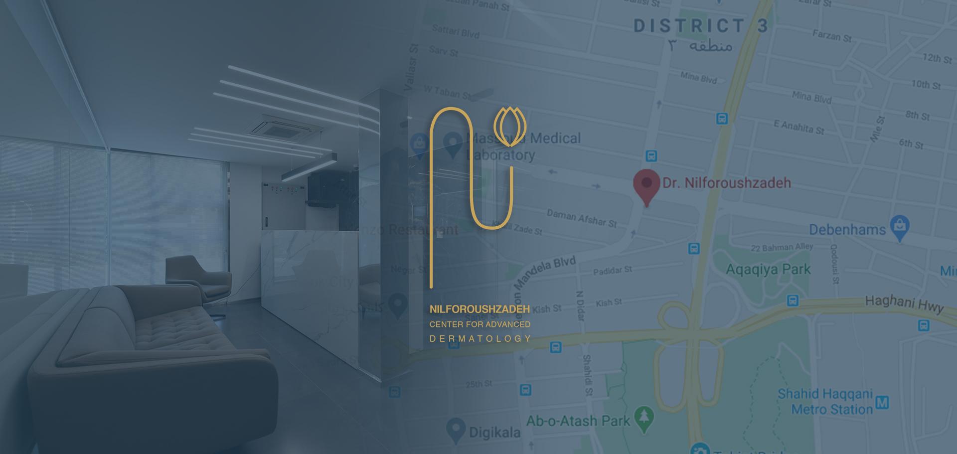 nil clinic map
